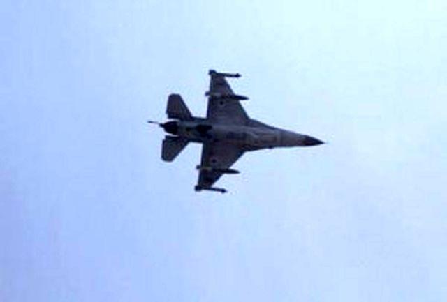 حمله هوایی آمریکا به نیروهای مقاومت با دستور بایدن