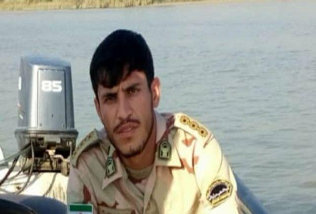 شهادت فرمانده جوان چاروسایی در مرز خوزستان