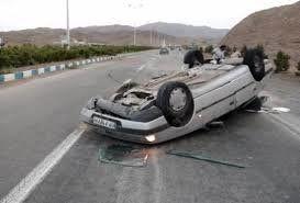 واژگونی خودرویی در قم یک فوتی بر جای گذاشت