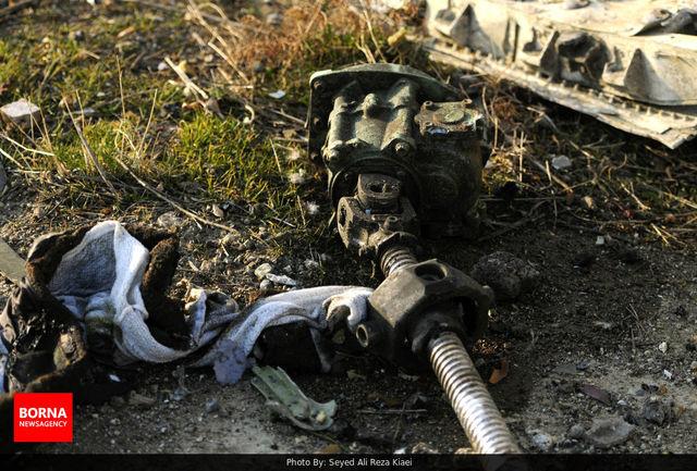 """بیانیه پدر """"حدیث حیات داودی"""" از شهدا سانحه هواپیمای مسافربری اوکراینی"""