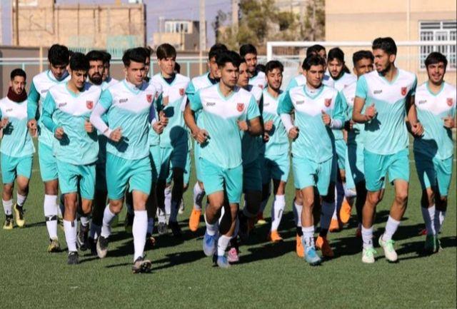 مس رفسنجان، صدرنشین مقتدر لیگ برتر فوتبال امیدهای کشور