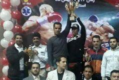 نایب قهرمانی تیم کیم بوکسینگ لرستان در مسابقات قهرمانی کشور