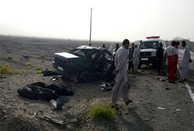 تصادف سه دستگاه خودرو در محورکازرون