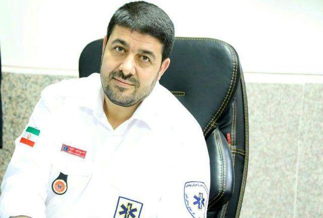 انتقال 8 شهید و 6 مجروح حادثه تروریستی سامراء به تهران