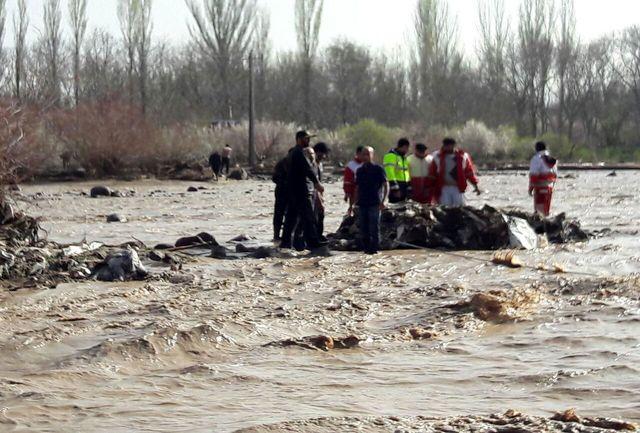 تصاویر  حادثه ی سیل آذربایجان  ، واقعا دلخراش است