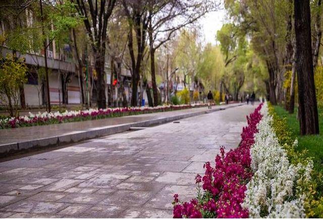 کرونا آلودگی هوای اصفهان را از بین برد