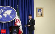 واکنش ایران به اظهارات مکرون