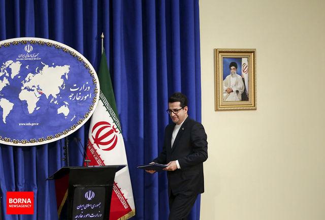 ماندن آقای ظریف در صحن مجلس و پاسخگویی ادعایی بلاوجه است/ ظریف ۱۵ دقیقه بیشتر در مجلس ماند