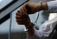 مرد هنجارشکن  در جریان عزاداریهای حسینی دستگیر شد