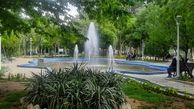 رشد بیش از ۹۰۰ هزار مترمربعی فضای سبز در منطقه یک شهر قم/بهرهبرداری از بوستان بانوان منطقه در سال جاری