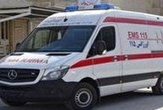 بیمارستان امام خمینی دهدشت به یک دستگاه آمبولانس جدید مجهز شد