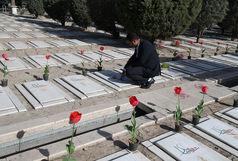 ۷۲ گلزار شهدا در قم گلباران میشود