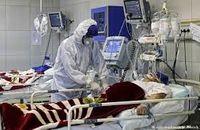 تعداد پذیرش بیماران کرونایی در بیمارستانهای همدان بالا است
