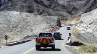 تردد در راههای ارتباطی سیستان و بلوچستان ۲۱ درصد کاهش داشت