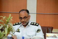 پلیس با تمام توان و امکانات در خدمت مردم و مسافرین