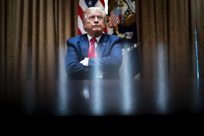 ترامپ تحت پیگرد قرار میگیرد