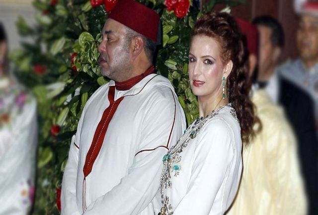 واکنش شاه مغرب به فرار همسر سابق و ولی عهد خود