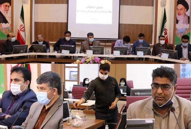 رییس هیات تیراندازی سیستان و بلوچستان انتخاب شد