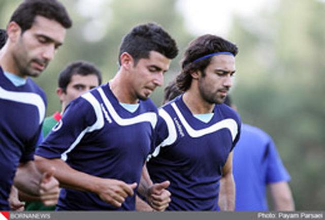 مصاحبه با بازیکنان منوط به اجازه پورحیدری