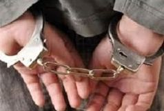 دستگیری شکارچی متخلف در زهک