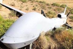 سقوط پهپاد نظامی جنگ قره باغ در شمال غرب ایران