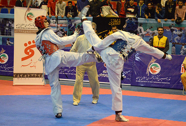 در همین دوره رقابتها؛ البرز، میزبان تورنمنت بینالمللی فجر شد