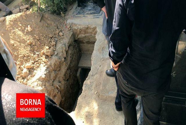 مراسم تشییع خبرنگاران محیط زیست / در حال تکمیل