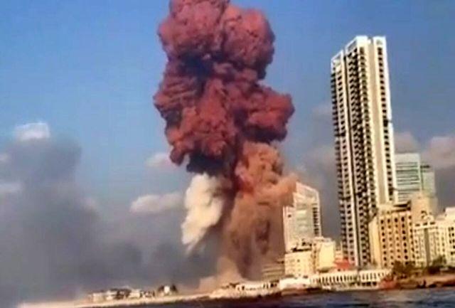 ایران برای امدادرسانی به حادثه دیدگان انفجار بیروت اعلام آمادگی کرد