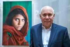 دختر چشم سبز افغان، برای لهستانی ها 70 هزار دلار خرج برداشت/ لبخند شربت گله به مونالیزا
