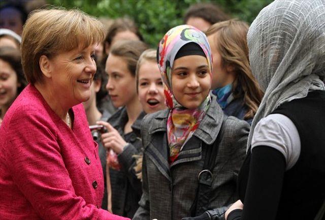 چهره دگرگون شده آلمان مستند شد