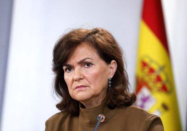 معاون نخست وزیر اسپانیا کرونا گرفت