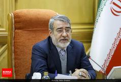 وزیر کشور تعداد حدودی کشته شدگان آبان را اعلام کرد