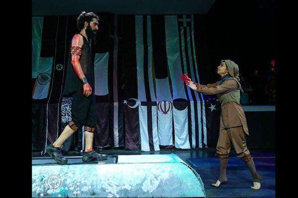 اجرای مجدد نمایش «کوریولانوس» در تئاتر مستقل تهران