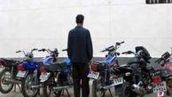 کشف 8 دستگاه موتورسیکلت سرقتی در نهاوند/طرح پاکسازی نقاط آلوده در نهاوند اجرا شد