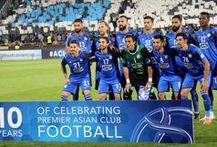 afc به طور رسمی رکورد ستاره ملیپوش استقلال را تایید کرد+ عکس