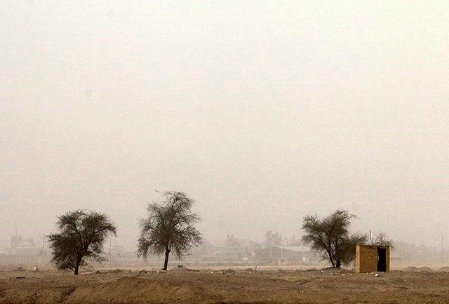 افزایش غبار محلی تا فردا