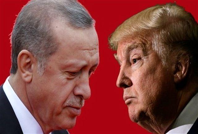 نامه توهین آمیز ترامپ به اردوغان/ به همراه سند