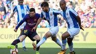 توقف بارسا در دربی کاتالانها/ بازیکن چینی ناجی اسپانیول شد