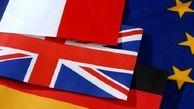 ارسال کمک مالی و پزشکی انگلیس، فرانسه و آلمان برای مقابله با کرونا به ایران