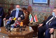 قالیباف وارد سوریه شد/ هدف رئیس مجلس از سفر به سوریه