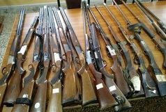 دستگیری 4 شکارچی غیر مجاز در سیاهکل