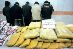 یک باند سازمان یافته قاچاق مواد مخدر متلاشی شد/ قاچاق مواد مخدر در پوشش یک کارخانه کارتن سازی
