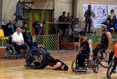 کسب عنوان قهرمانی ارزشمند بود/ استقبال از مسابقات بسکتبال با ویلچر باعث دلگرمی تیمها شد