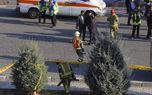 واژگونی خوردوی سواری در اتوبان پاسداران تبریز