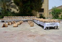 کشف یک تن و 400 کیلو تریاک در عملیات مشترک پلیس هرمزگان و بوشهر
