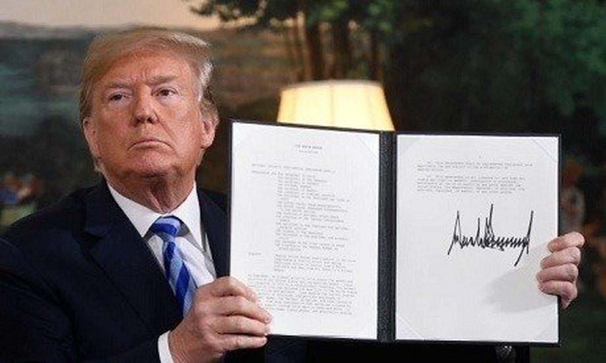 افشاگری از نقشه ترامپ برای حمله به ایران