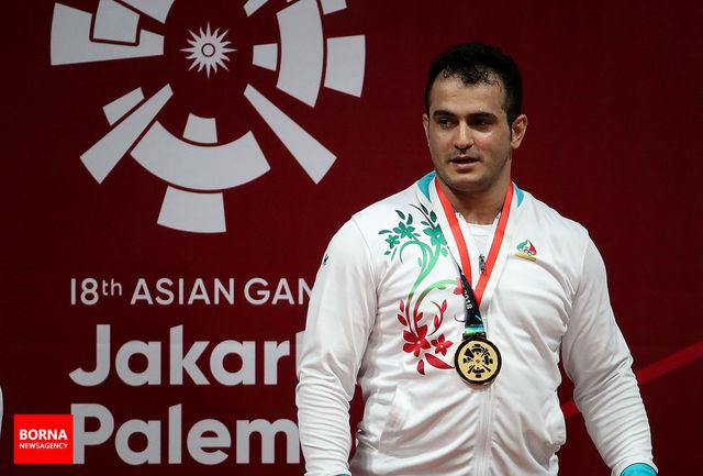 مرادی نامزد بهترین وزنهبردار جهان شد