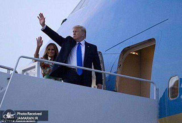 ترامپ، ملانیا را با همسر جان اف کندی مقایسه کرد!