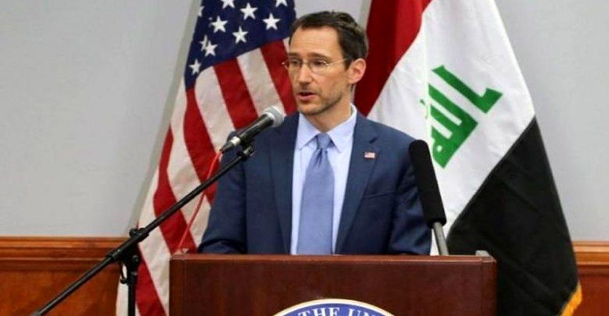 در وضعیت جنگ با گروههای مسلح عراقی قرار نداریم