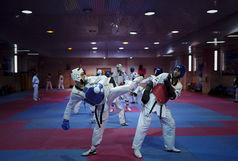 اعزام تکواندوکاران قزوینی به رقابت های قهرمانی آسیا